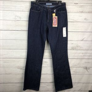 Levi's 544 Ultimate Lift Bootcut Dark Wash Jeans